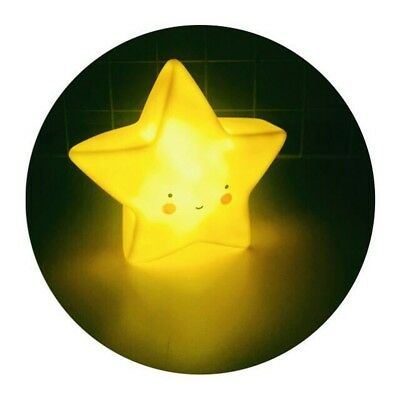Ins Novelty Cloud Smile Face Led Night Light Sun Moon Star Night Lamps Bedroom N
