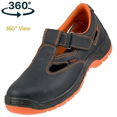 Safety Sandal Trainers Shoes Boots Hiker Work Steel Toe Cap 301 S1 Size 3-12 New