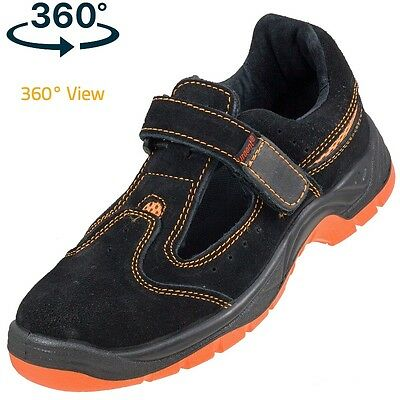 Safety Sandal Trainers Shoes Boots Hiker Work Steel Toe Cap 304 Sb Size 3-12 New