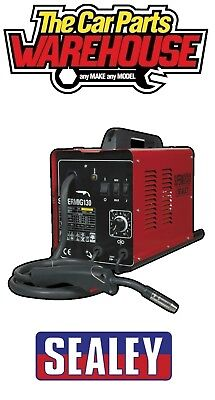 Sealey Supermig130 MiniMIG Welder 130Amp 230V Super Mig 130