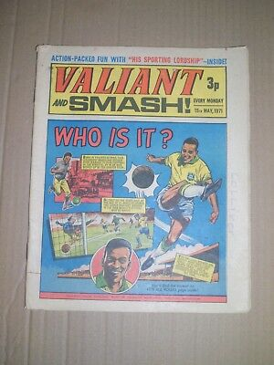 Valiant and Smash issue dated May 15 1971
