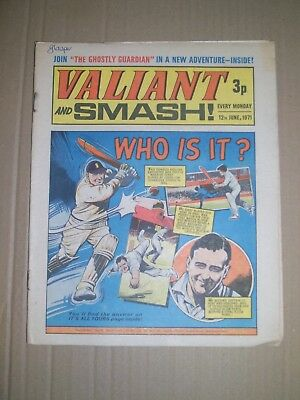 Valiant and Smash issue dated June 12 1971