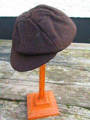 Original Vtg 40's CC41 Boy Evacuee cap NOS Unworn with original ticket. 6 5/8ths