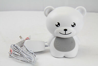 Project Nursery Sound Machine Bear - New Without The Box!