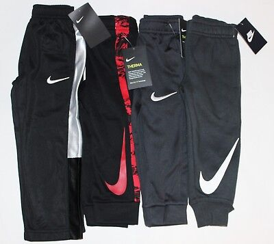 Boys 2T NIKE Toddler pants Sweatpants or Trackpants you pick New w tags