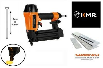 Kmr 3483 18 Gauge Air Brad Nailer With Brads