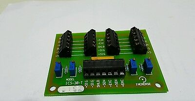( NOS )SCALE  SIGNAL TRIM SUMMING BOARD 4 Load Cell Connetions