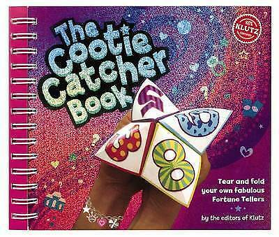 The Cootie Catcher Book by Scholastic US (Mixed media product, 2009)