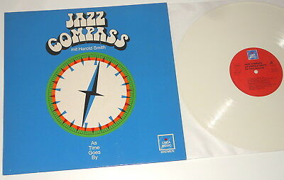 Jazz Compass mit Harold Smith - SIGNED LP - As Time Goes By - CREA MUSIC 010 585