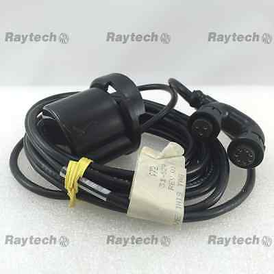 Raytheon Apelco M78882 P72 transducer in-hull or Trolling Motor