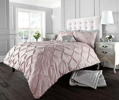 Alford Luxurious Vintage Style Pink Duvet Covers Quilt Covers Bedding Sets All