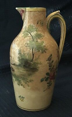 Veuve Perrin French Faience ceramic creamer Late 18th century (#390)