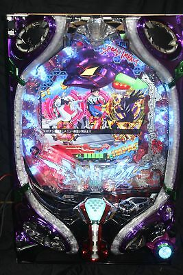 Evangelion 10 Speed Impact Pachinko Machine
