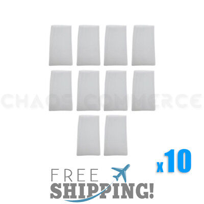 "90 Micron Rosin Press Filter Bags 10 Pack Rosin Screen Bag Filter - 3"" x 5"""