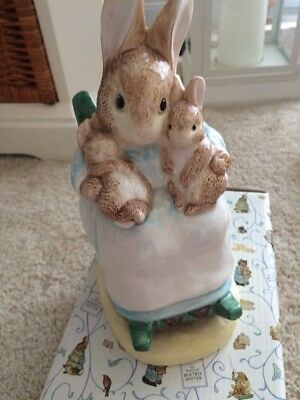 Beatrix Potter  Bank With Box