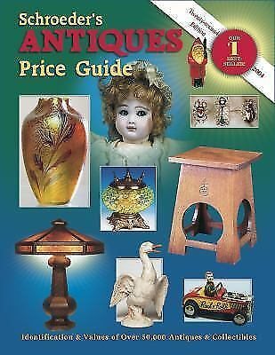 Schroeders Antiques Price Guide 22nd Edition-ExLibrary