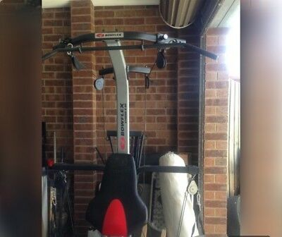 bowflex extreme gym - good condition