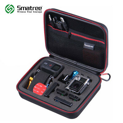 Smatree Carry Hard Case G160 For GoPro Accessories Hero 7 6 5 4 3+ 3 Camera