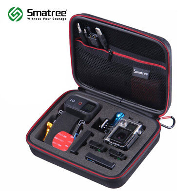 Smatree Carry Hard Case G160 for GoPro Accessories Hero 8 7 6 5 4 3+ 3 Camera