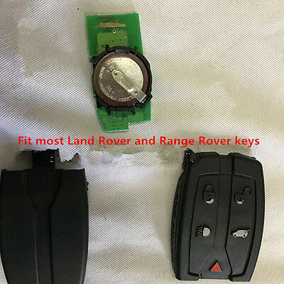 2x Land Rover VL2330 Panasonic Rechargeable Button Coin Battery 3V 50mAh Japan