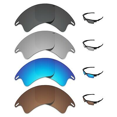 Tintart Polarized 4x Replacement Lens for-Oakley Fast Jacket XL Sunglass Frame