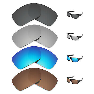 Tintart Polarized 4x Replacement Lenses for-Oakley Style Switch Sunglass Frame