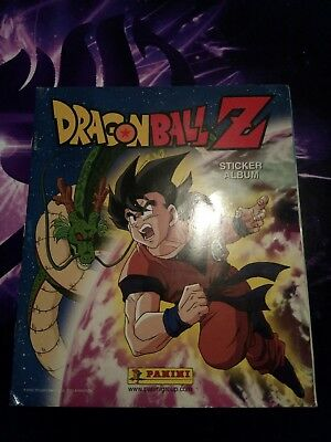 Album panini Complet Full Dragon Ball Z 2008 + Poster DBZ cards cartes stickers