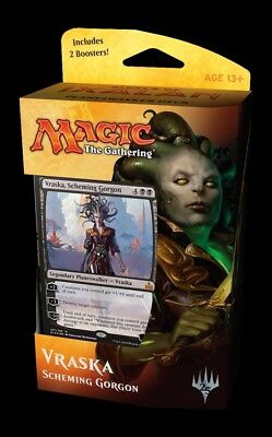 MTG: Rivals of Ixalan Planeswalker Deck Vraska Wizards of the Coast Brand New