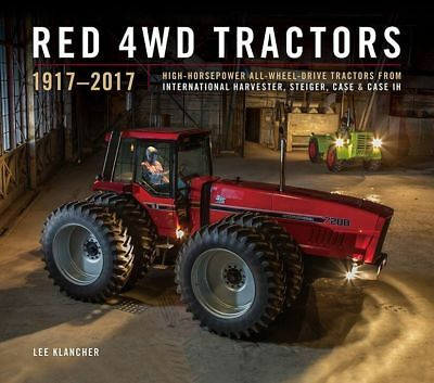 Red 4WD Tractors 1957-2017 High-Horsepower All-Wheel-Drive Tractors