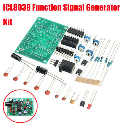 ICL8038 Function Signal Generator Multiplex Waveform Electronic Production Kit