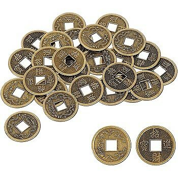 Authentic Chinese Good Luck Coins