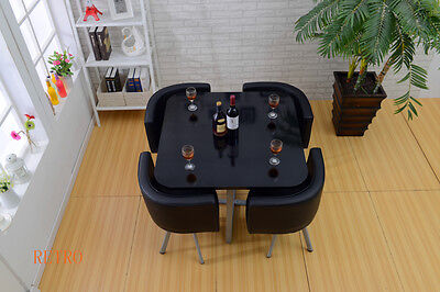 Dining table and 4 chairs wood.. 0...-
