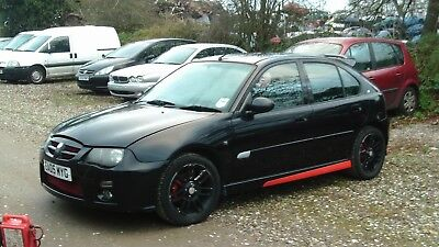 Mg Zr+ 105 1.4 Petrol Spares Or Repair Only 48K Needs Mot Sporty 5Dr Hatchback