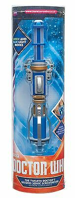Doctor Who The 12th Doctor's Second Sonic Screwdriver Toys New