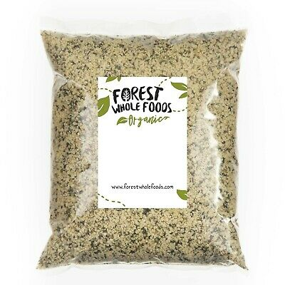 Organic Hulled Hemp Seed 1kg - Forest Whole Foods
