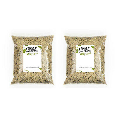 Organic Hulled Hemp Seed 2kg - Forest Whole Foods
