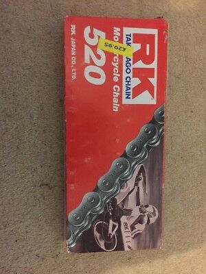 RK takasago Motorcycle Chain 520 120L