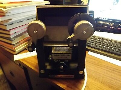 Magnon Instdual model d-300 Deluxe 8mm Editor Viewer