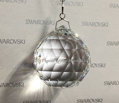 Swarovski Strass Crystal #8558 40mm Clear Crystal Ball Prism