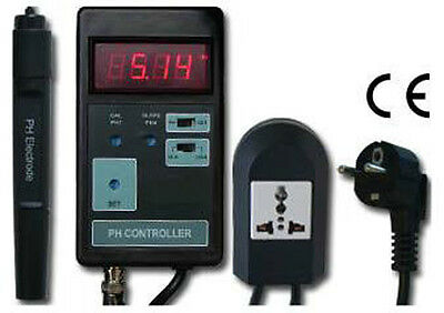 PH CO2 pH Meter Regulator Controller NIP