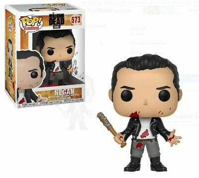 Funko Pop! TV The Walking Dead Negan Vinyl Collectible Figure Toy