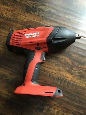 Hilti Siw 18T-A Impact Wrench (Tool Only),original,fast Shipping
