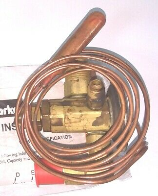 Parker 040338-02 SAE  thermal expansion valve