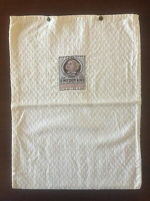 Antique German - Baby's Heating Pad Cover - DBP 1918-1933 German People's Party