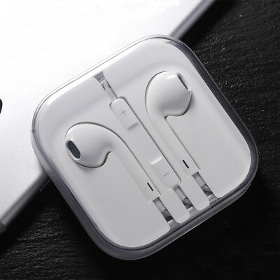 In-Ear Headphones Earphones Earbuds Headsets with MIC for iPhone 6 6S Plus 5 5S