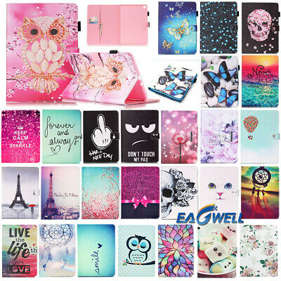 """For Samsung Galaxy Tab A A6 7"""" 8"""" 10.1"""" T280 T580 T350 Smart Leather Case Cover"""