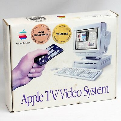 Apple TV Tuner / Video System for Macintosh LC630 New Open Box M2896X/A