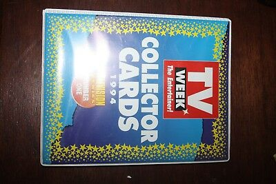 TV Week Collector Cards 1994 Lot # 2 Television  Classic Set