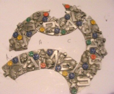 Olympic  Pins  Sydney 2000 Pewter Map Of  Australia