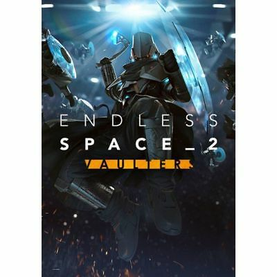 Endless Space 2 - Vaulters - PC Global Play Not Key/Code - Günstigst